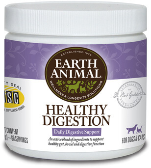 Earth Animal Healthy Digestion Bj S Raw Pet Food