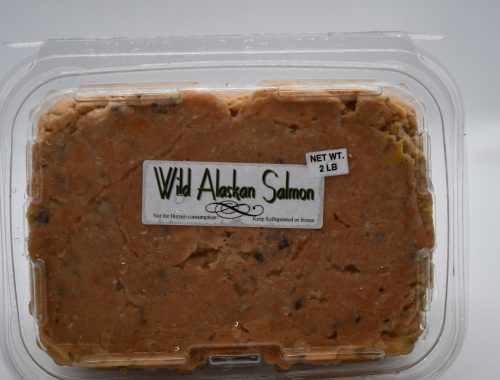 Wild Caught Alaskan Salmon