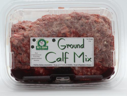 Ground Calf Mix