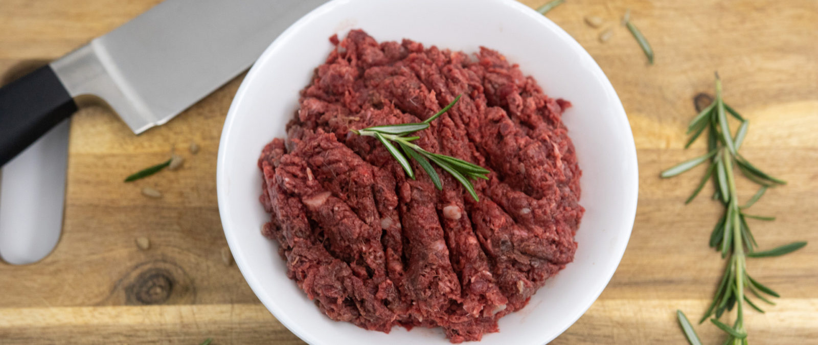 venison for dogs