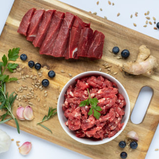 Raw Dog Food Mixed Meal